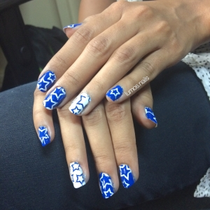 Star Vinyls from Angel Nail Studio
