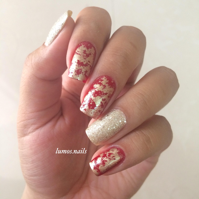 lazy girl loves nail art